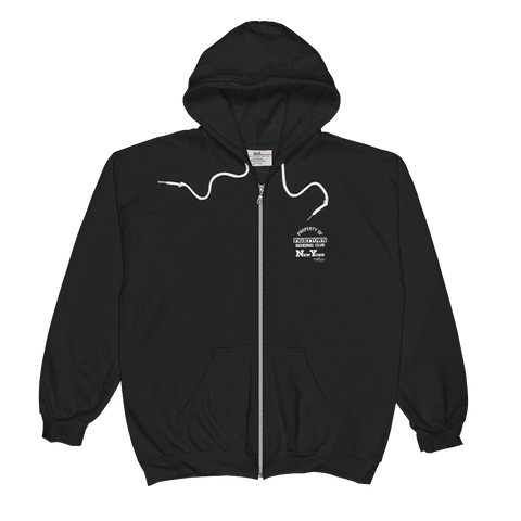 Zip-Up Hoodie - Official Training Camp