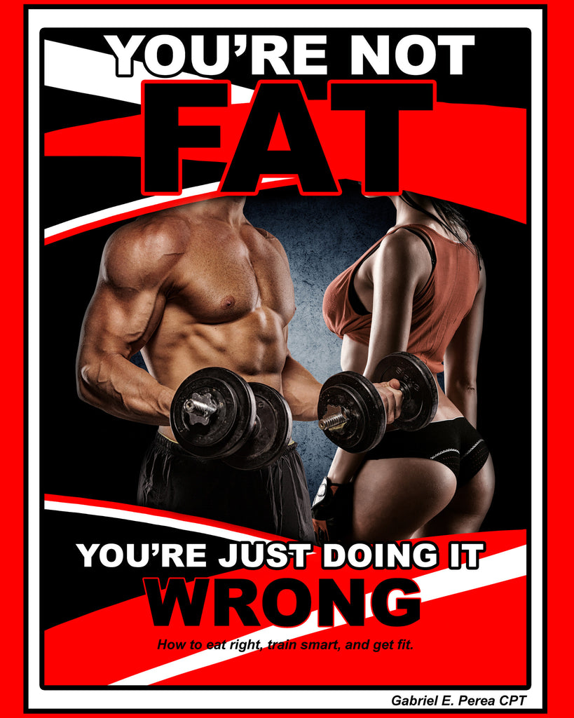 You're Not Fat, You're Just Doing It Wrong - Chapter 1 Excerpt