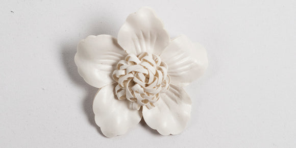 Embellishments - White Flower