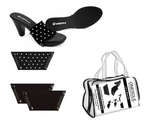 *** A Resort Travel  Shoe Kit Chic