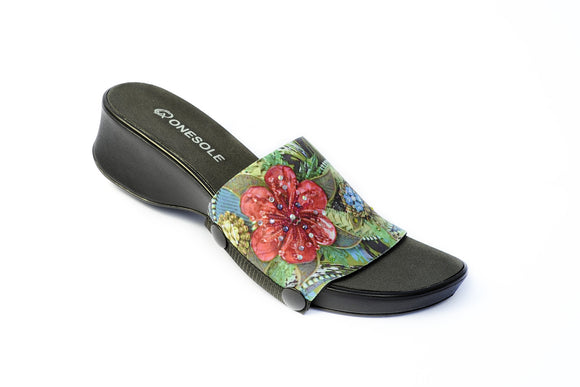 Floral Dew (shoe not included)