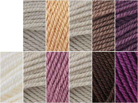 Black Forest - Stylecraft Special DK - Colour Pack