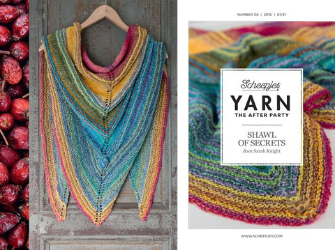 YARN The After Party 06 - Shawl of Secrets