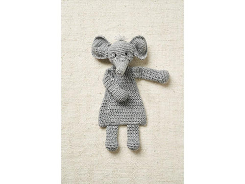 Elephant Flat Toy in Patons Fab DK