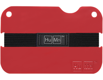 Red - Polycarbonate HuMn Mini