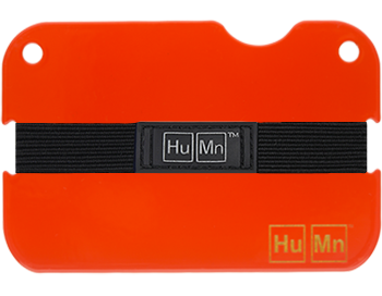 Sunkissed Orange - HuMn Mini RFID Blocking