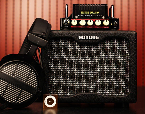 Hotone Nano Legacy Guitar Cabinet B Stock-ThePedalGuy