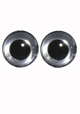Hand Made English Glass Eyes - Size 4mm to 14mm -  for Teddy Bears and Rag Dolls - Alice's Bear Shop