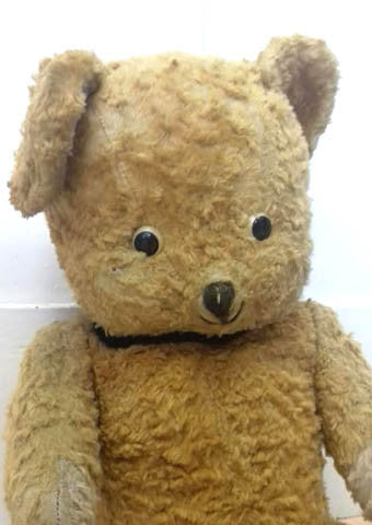 Memory Lane - Vintage 1950's Merrythought - Cheeky Bear. - Alice's Bear Shop