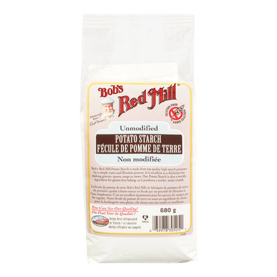 BOBS RED MILL POTATO STARCH UNMODIFIED 680 G