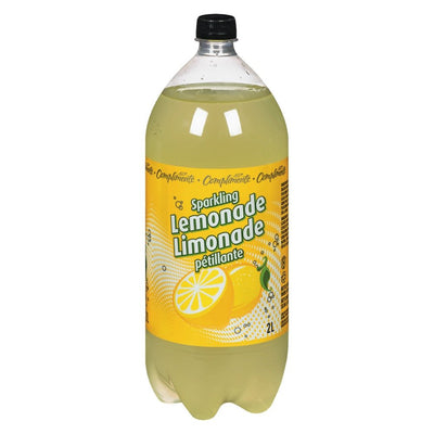 COMPLIMENTS BOISSON GAZEUZE LIMONADE 2 L