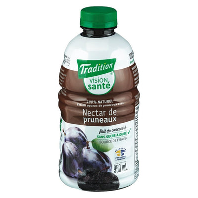 TRADITION NECTAR PRUNES 950 ML