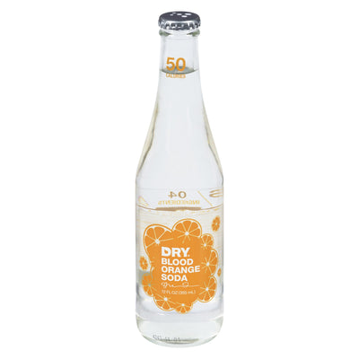 DRY SODA BLOOD ORANGE 355 ML