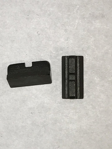 Makarov .380 rear sight, medium  #626-5M