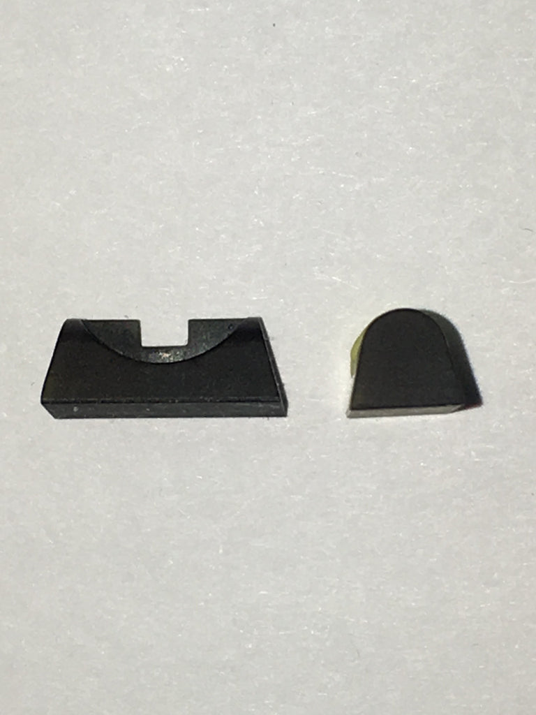 Beretta 70 rear sight, fixed  #406-2