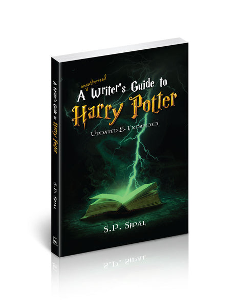A Writer's Guide to Harry Potter-Includes references to the Cursed Child & Fantastic Beasts