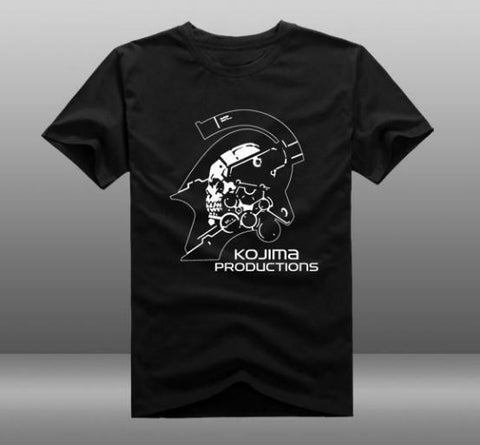 Kojima Productions T-shirt - Gamer Treasures