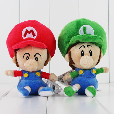 Baby Mario Bros 14cm/5.5 inches - Gamer Treasures
