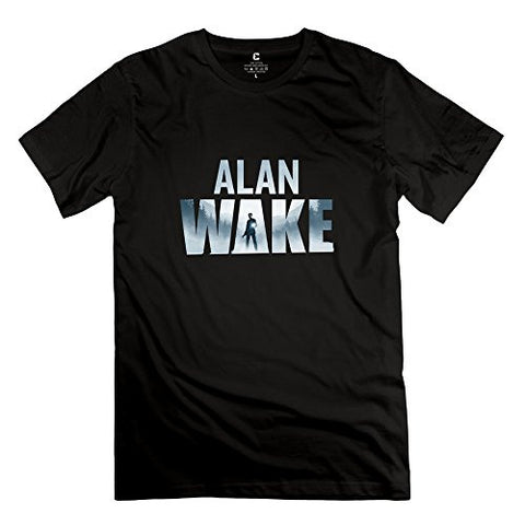 Alan Wake T-Shirt - Gamer Treasures