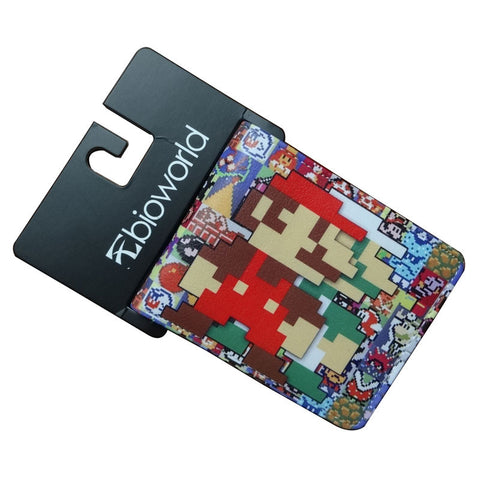 Bioworld Super Mario Bros Wallet - Gamer Treasures