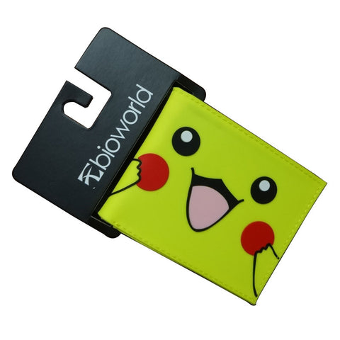 Bioworld Pikachu Wallet - Gamer Treasures