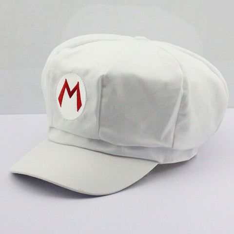Fire Mario Hat - Gamer Treasures