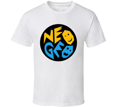 Neo Geo T-shirt - Gamer Treasures