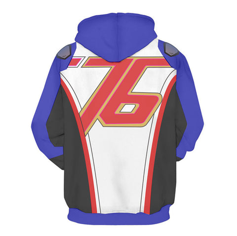 Soldier: 76 Hoodie - Gamer Treasures