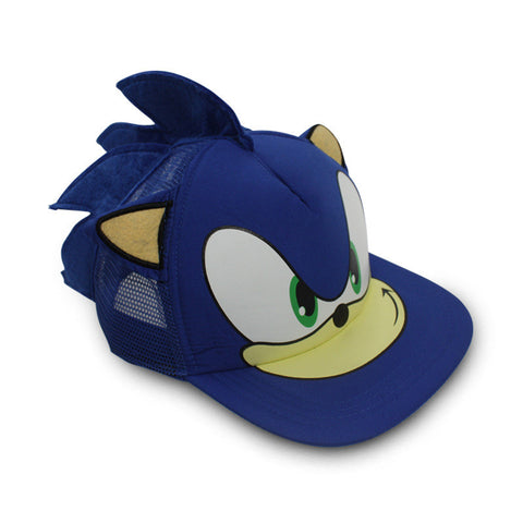 Sonic The Hedgehog Cap - Gamer Treasures