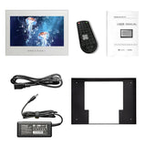 Soulaca 15.6inch Mirror Waterproof WIFI Andriod LED TV for Bathroom M156FA
