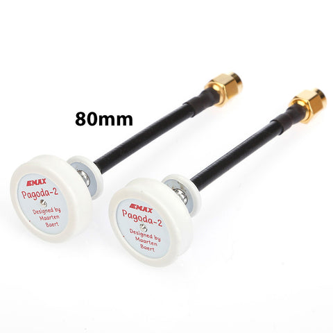 Emax Pagoda 2 5.8Ghz Antenna (SMA Male / LHCP)