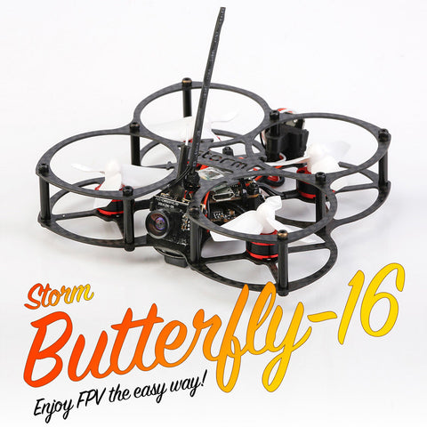 Butterfly-16 (STORM Racing Drone)