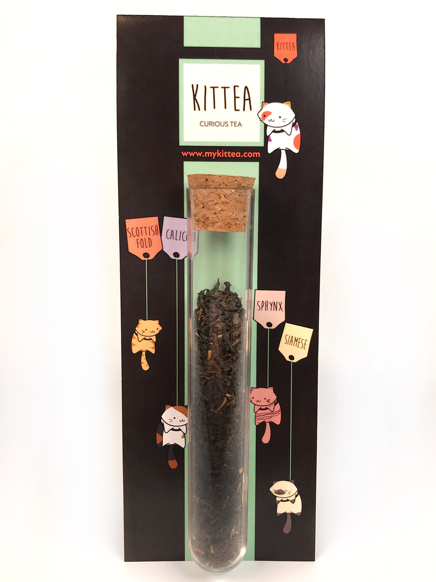 The Scottish Fold - Scottish Morning Tea Tube - Kittea