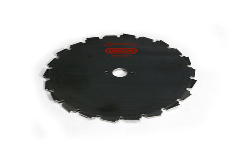 "110978 - Oregon Clearing Saw Blade EIA - 24t x 9"" - Special Order"