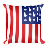 UNITED STATES OF KENTUCKY Square Pillow