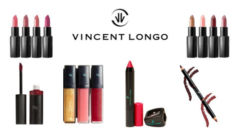 Vincent Longo Premium Lip Cosmetics Case Packed
