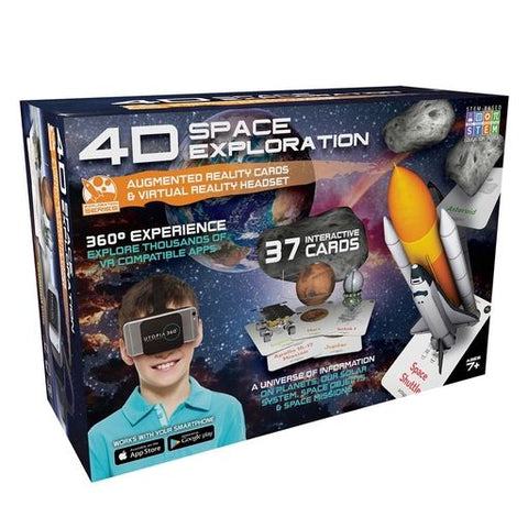 Case Packed VR/AR Space Bundle STEM Toy
