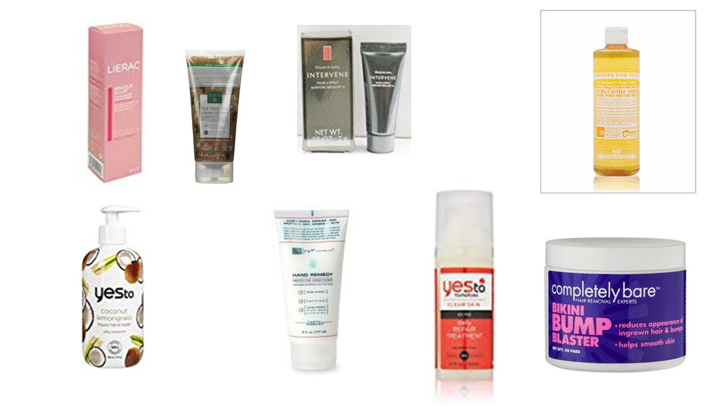 Elizabeth Arden, L'Oreal, Dr. Bonner's and more