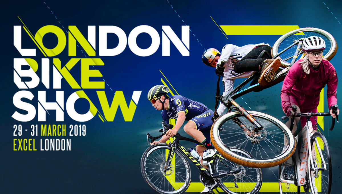 Reaper Accessories at The London Bike Show 2019!