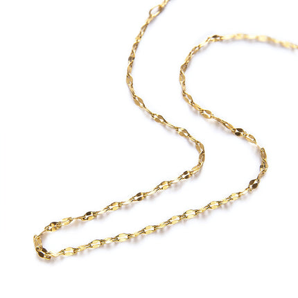 Mika Chain Choker Necklace