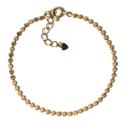 Mae Beaded Chain Bracelet