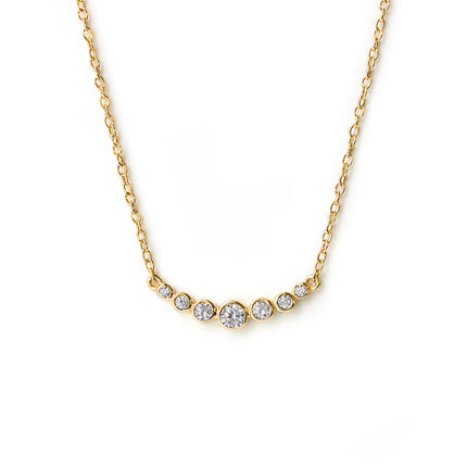 Lina Curve Necklace