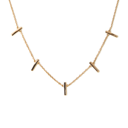 Maia Bar Necklace