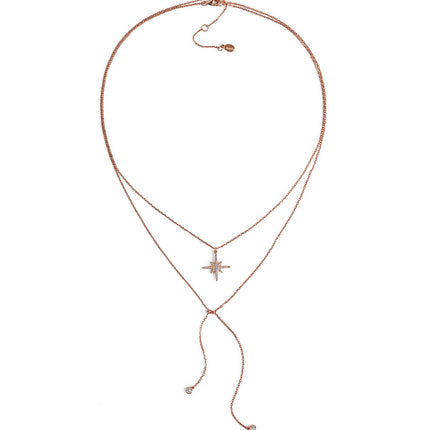 Celeste Star Layered Necklace