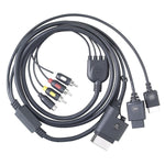 Universal Composite/S-Video Gaming A/V Cable