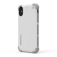 PureGear DualTek Case for iPhone X/XS: White