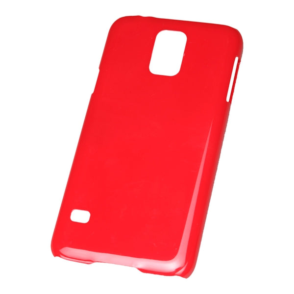Samsung Galaxy S5 Snap On Case - Red