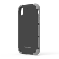 PureGear DualTek Case for iPhone XR: Black