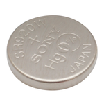 370 1.55V Silver-Oxide Button Cell Battery - Sony, 5-Pack