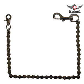 "1/4"" Decorative Biker Wallet Chain - Stofma  Hub"